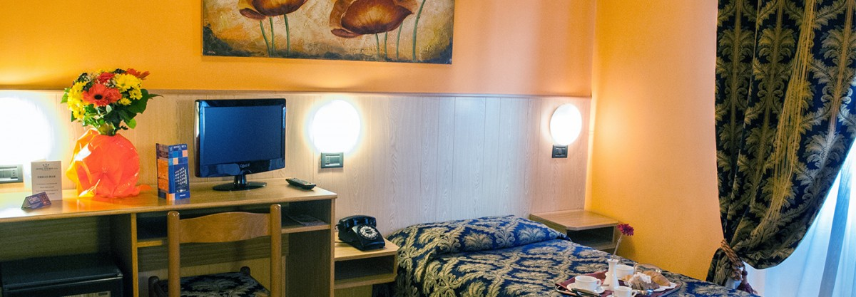 Camere   Hotel Rex Milano - Hotel 3 stelle a Milano